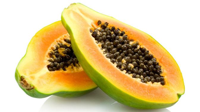 areflect papaya