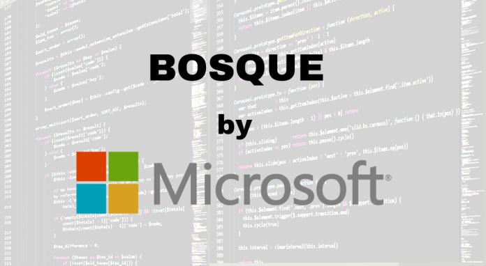 Bosque by Microsoft