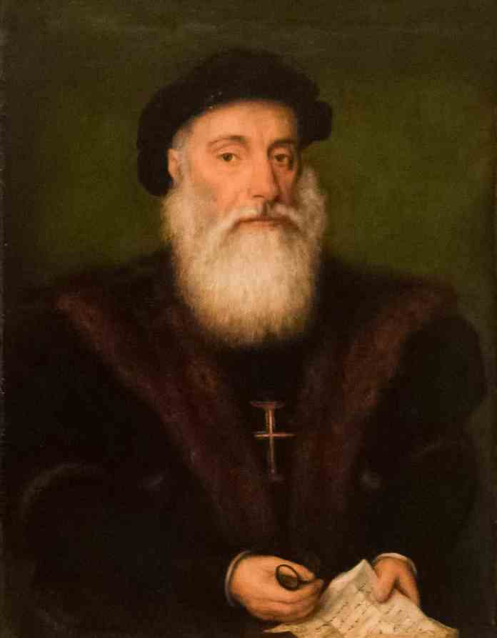 1497: Vasco da Gama's first voyage to India