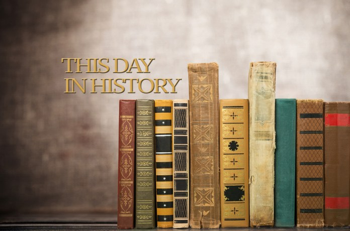 Today In History August 20