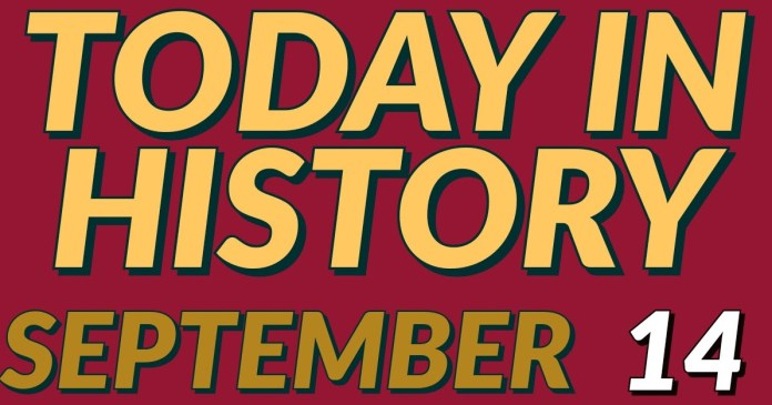 Today In History September 14