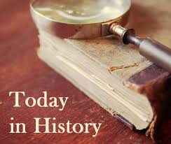 Today In History October 1