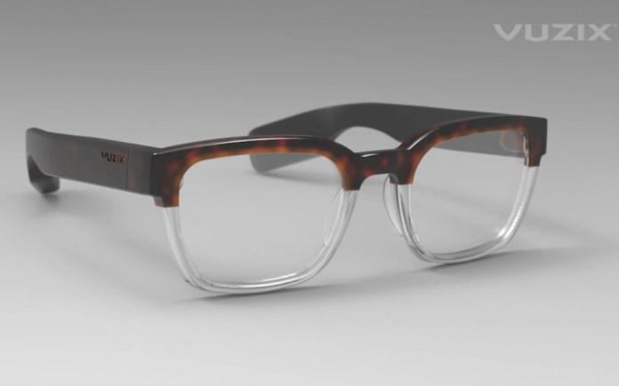 Vuzix microLED glasses