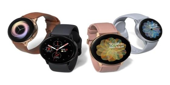 Samsung Galaxy Watch Update brings Voice Features