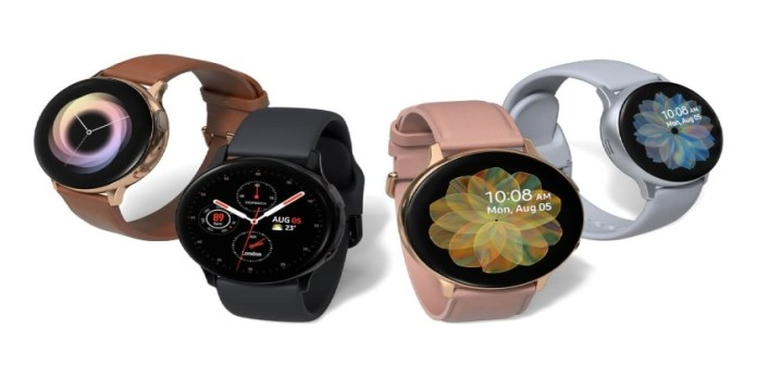 Samsung Galaxy Watch Update brings voice guidance and other features