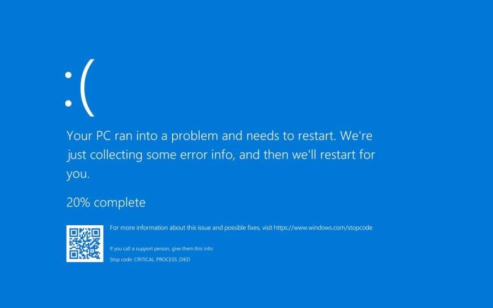 New Windows 10 update