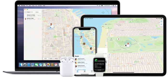 Apple's new Find My