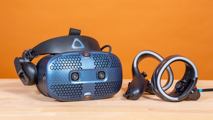 HTC VR lip tracker