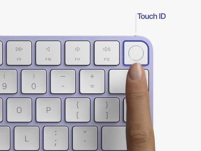 Magic Keyboard Touch ID