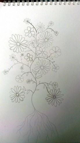 Pencil doodle...