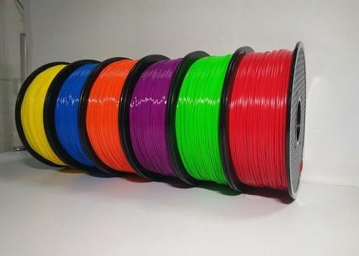Drukarka 3D - filament
