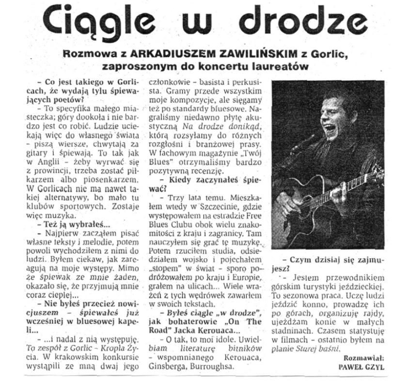 dziennik polski - 2003