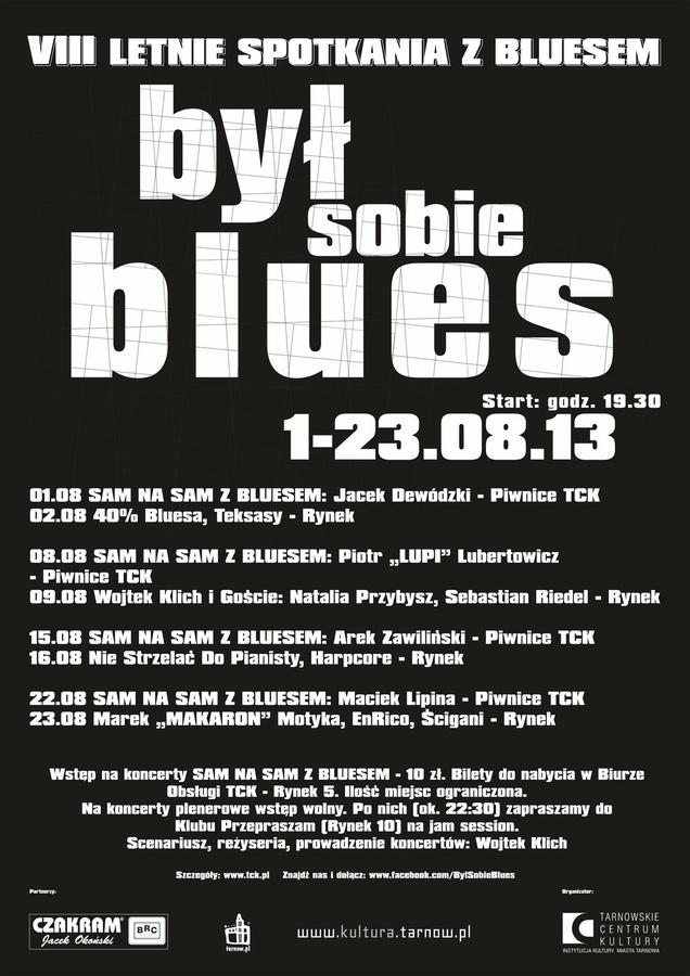 byl_sobie_blues_2013_plakat