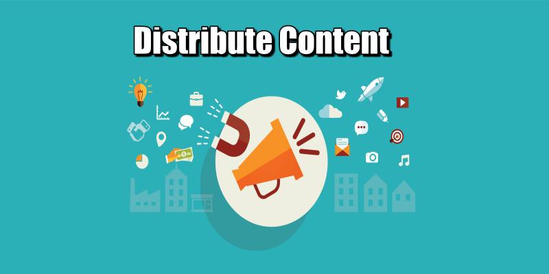 Distribute Content