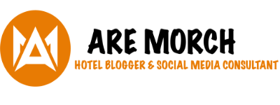 Are Morch - Hotel Blogger and Social Media Consultant
