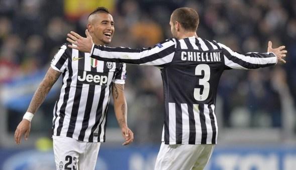 """Vidal rimprovera Chiellini: """"Sbagliato raccontare cose private. Ci ..."""