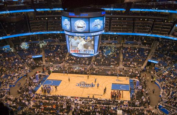 Arena Visit Amway Center Arena Digest