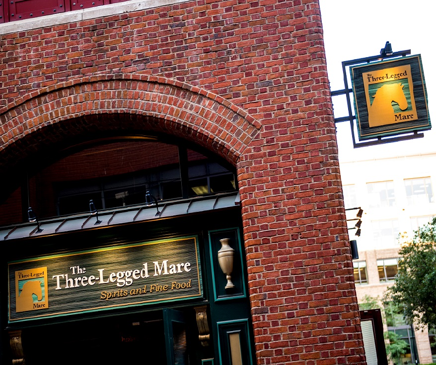 The ThreeLegged Mare  Columbus Ohio Bars and Restaurants