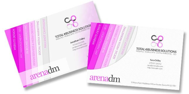 Designing business cards an unconventional way to woo your business cards and logo design services colourmoves