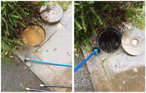 blocked drain Milton Keynes