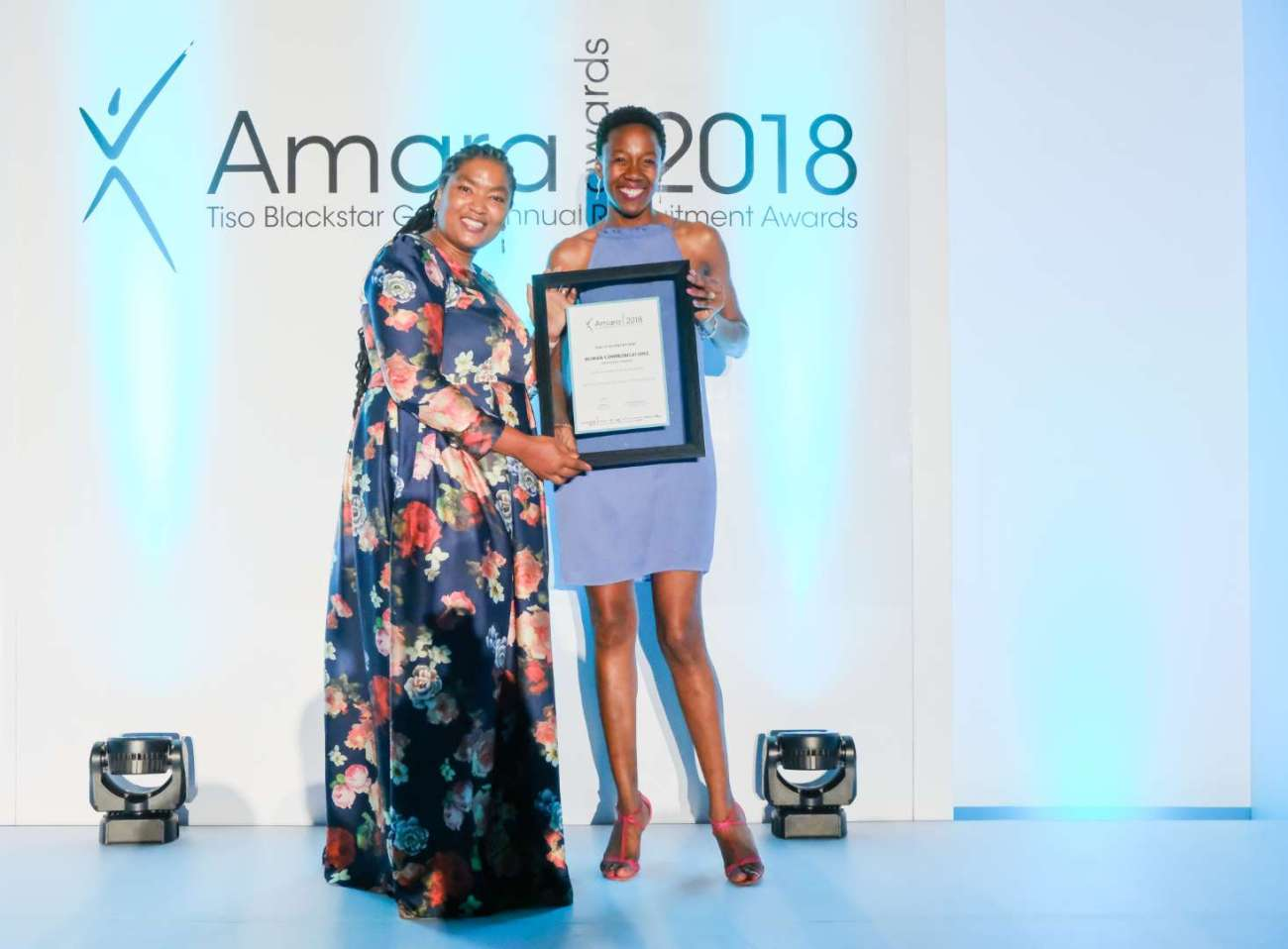 Photo from AMARAS Awards 2018