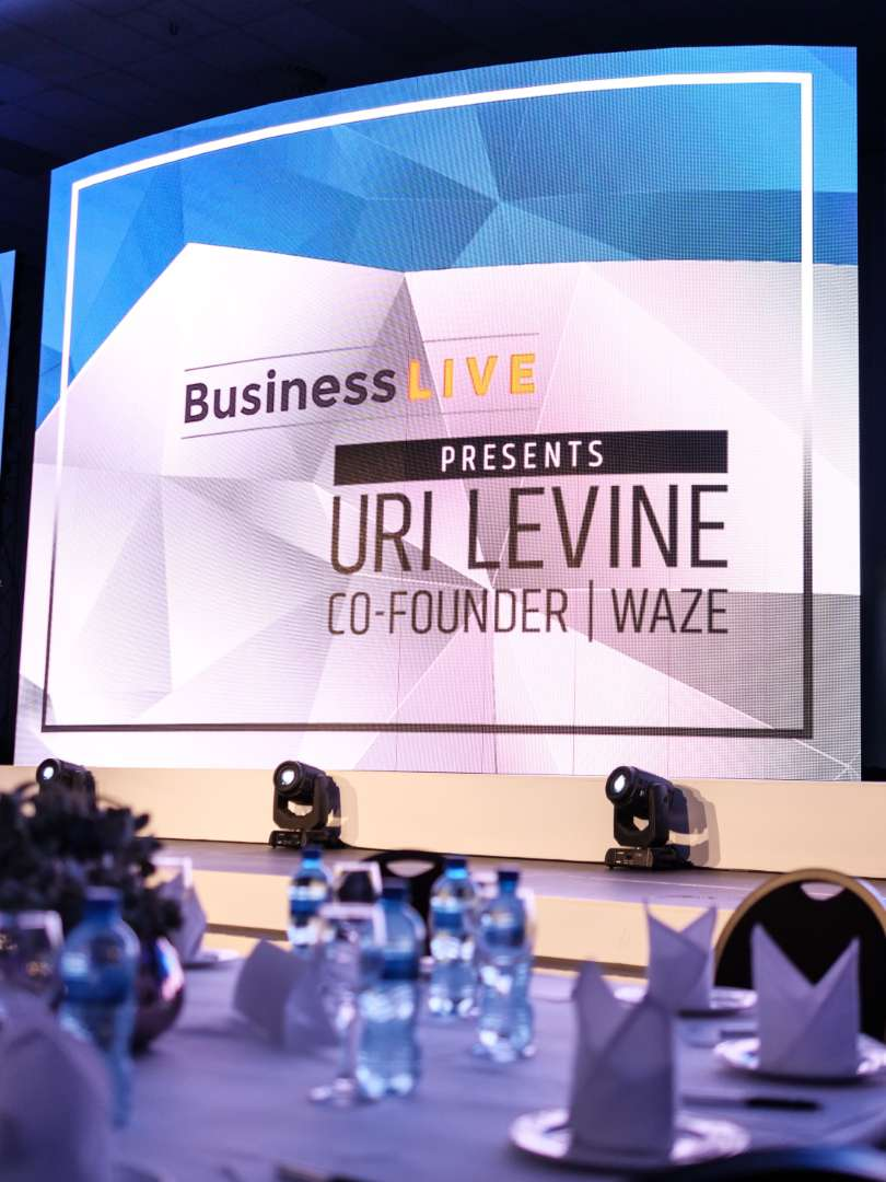 Photo from Business LIVE Presents Uri Levine