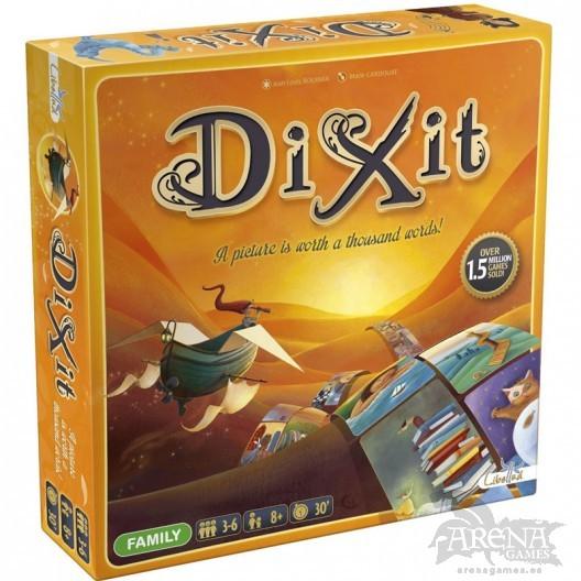 Dixit Classic – Juegos de Mesa