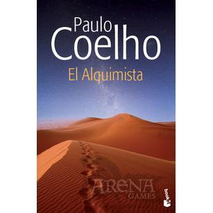 El Alquimista - Paulo Coelho - Booket