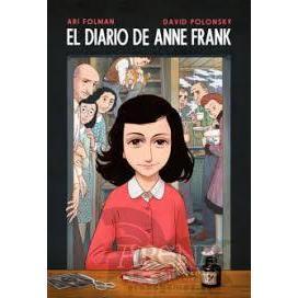 Diario de Anne Frank - Novela Gráfica - Debolsillo