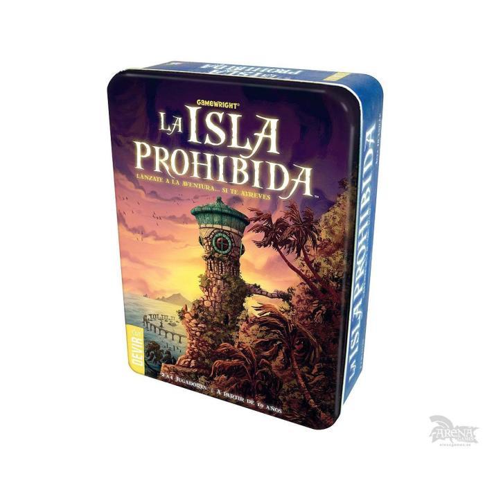 La Isla Prohibida – Juegos de Mesa – Devir