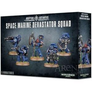 Space Marines Devastator Squad | 48-15