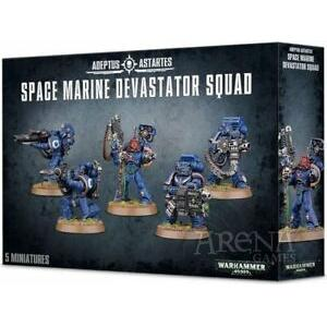 Space Marines Devastator Squad | 48-15