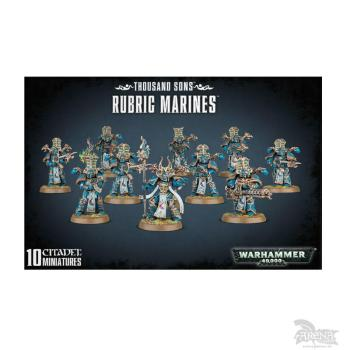 Thousand Sons Rubric Marines | 43-35