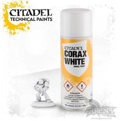 Spray Corax White   62-28