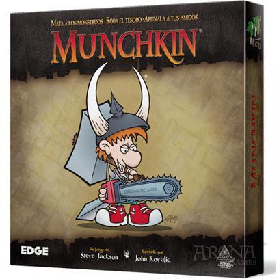 Munchkin – Juegos de Mesa – Edge