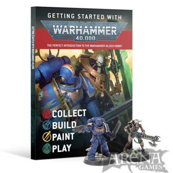 Iníciate en Warhammer 40,000 || 40-06