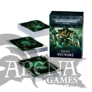 Datacards: Necrons (Castellano) | 49-03