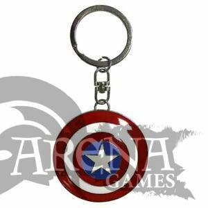Llavero 3D – Marvel – Shield Captain America