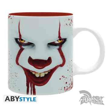 TAZA – IT 320 ML – Pennywise & Balloons