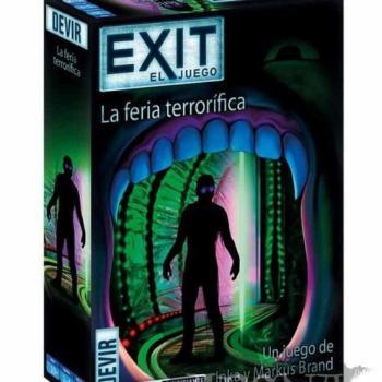 Exit: La Feria Terrorífica – Juegos de Mesa – Devir