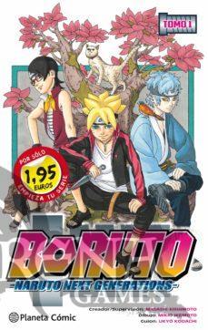 BORUTO Especial #01 - Planeta Comic