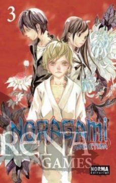 NORAGAMI #03 – Norma