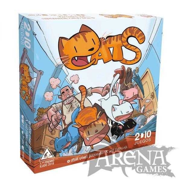 Cats - Juegos de Mesa – 2d10