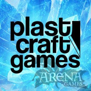 Plast Craftgames – Lámina PVC 500 micras (2 unidades tamaño A4)