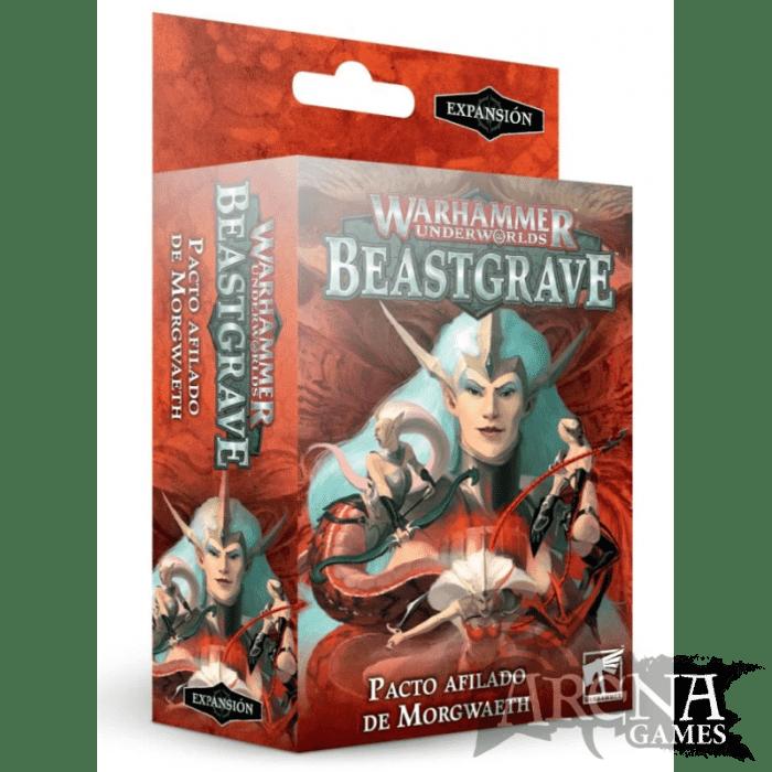Warhammer Underworlds: Beastgrave – Pacto Afilado de Morgwaeth (Castellano) | 110-89