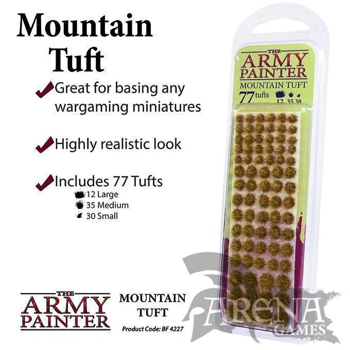 The Army Painter – Battlefields: Mountain Tuft