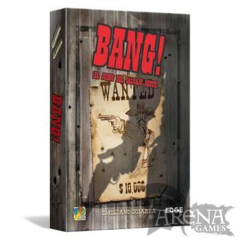 Bang! – Juegos de Mesa – Edge
