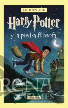 HARRY POTTER I LA PIEDRA FILOSOFAL (Tapa dura) – Salamandra