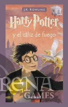 HARRY POTTER IV EL CALIZ DE FUEGO (Tapa dura) – Salamandra