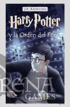 HARRY POTTER V LA ORDEN DEL FENIX (Tapa dura) – Salamandra
